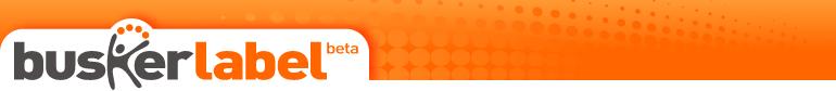 Buskerlabel logo