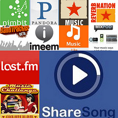 Music-facebook-applications